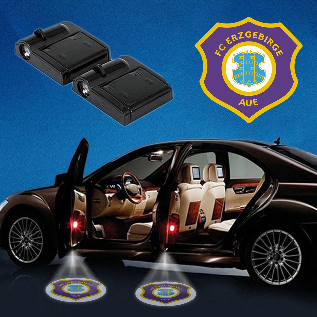 Carfbge2 -05 -Erzgebirge Aue Wireless Car Door Projector