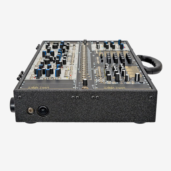 MakeNoise Black & Gold Shared System with CV Bus
