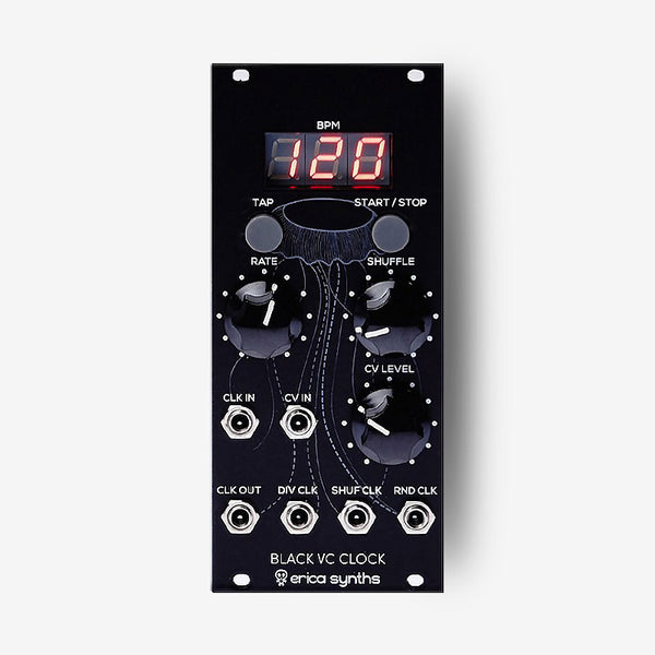 Erica Synths Black Voltage Controlled Clock