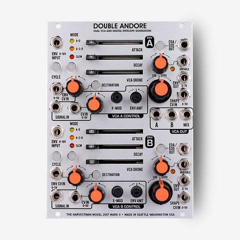 The Harvestman Double Andore