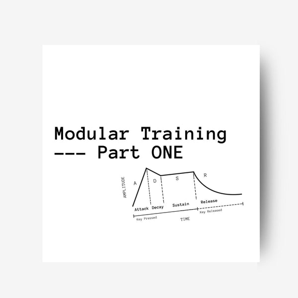 Modular Training PART ONE