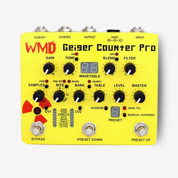wmd Geiger Counter Pro