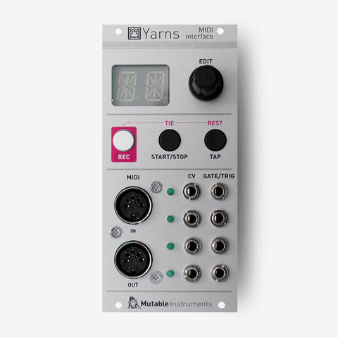 Mutable Instruments Yarns