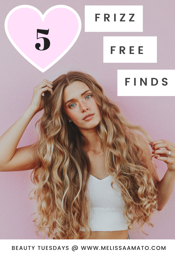 5 Frizz Free Finds