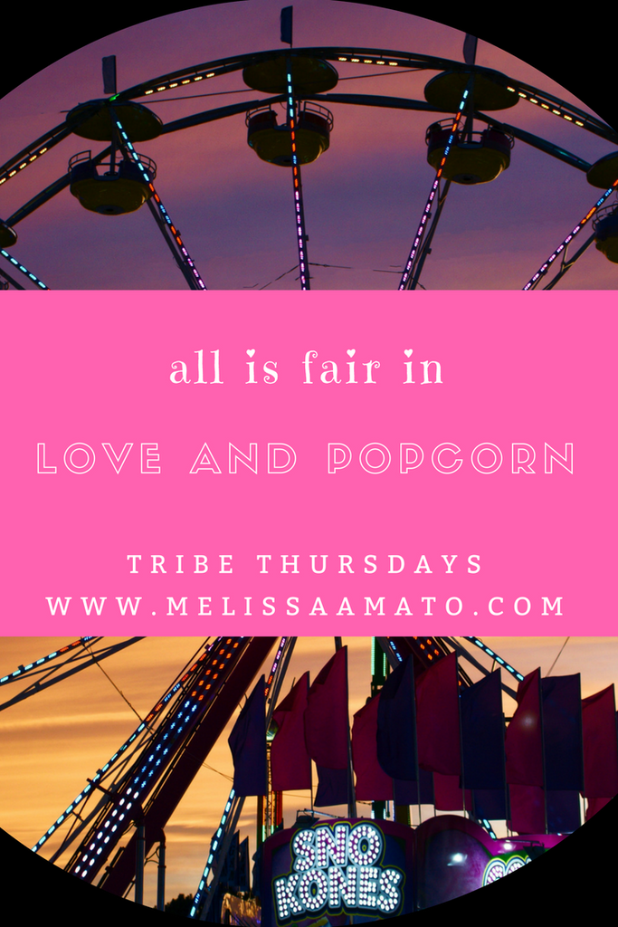 All is Fair in Love and Popcorn