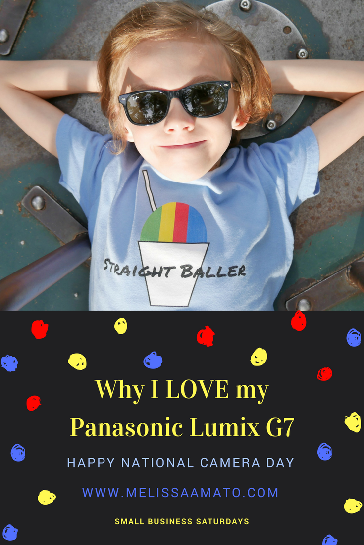 Why I LOVE my Panasonic Lumix G7!