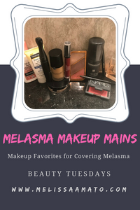 Melasma Makeup Mains
