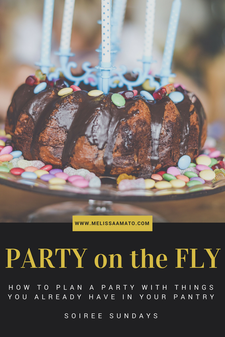 Party on the Fly