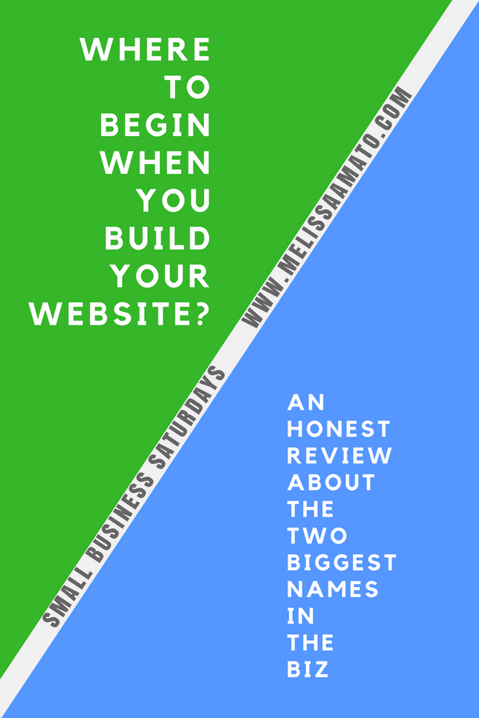 Where to begin when you build your website?