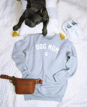 DOG MOM - Sweatshirt