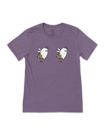 Boo Bee - LIMITED EDITION Heather Purple Tee