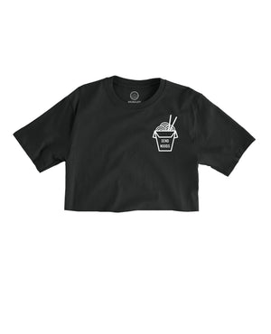 Noods! Logo - Cropped Tee