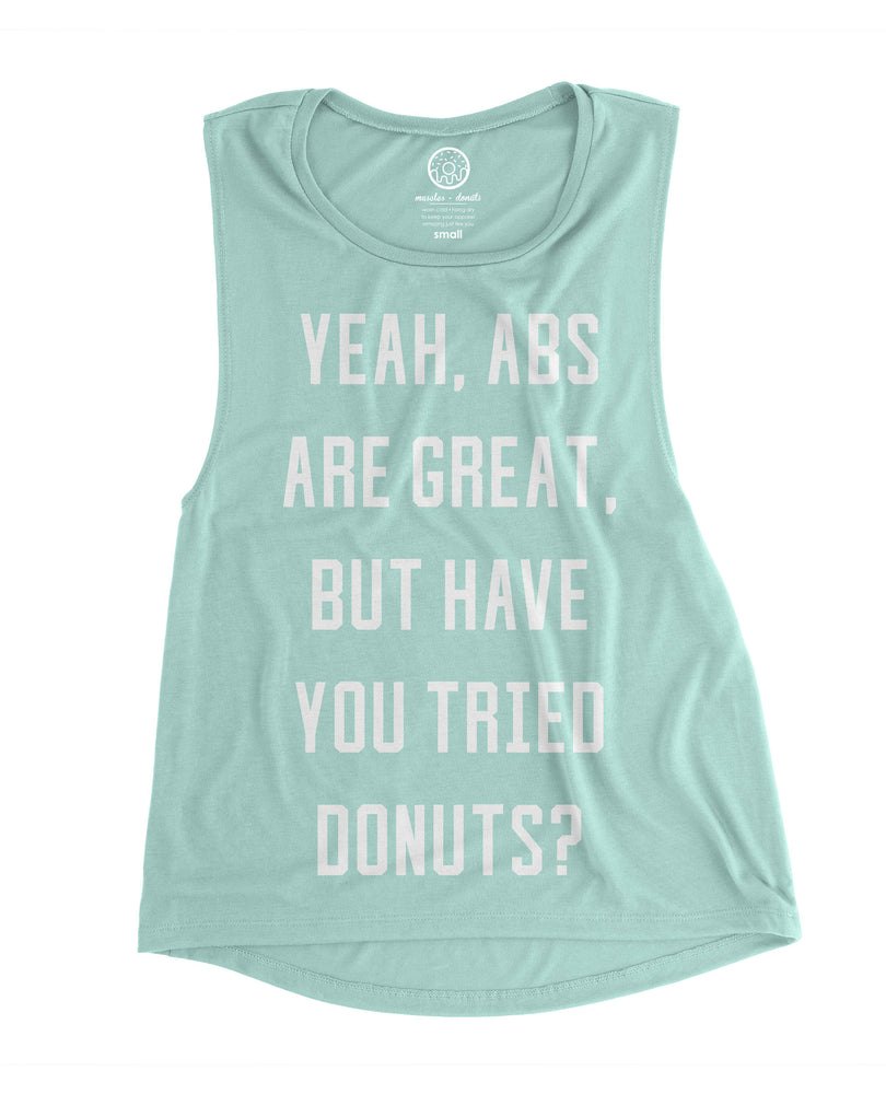 Abs or Donuts?!