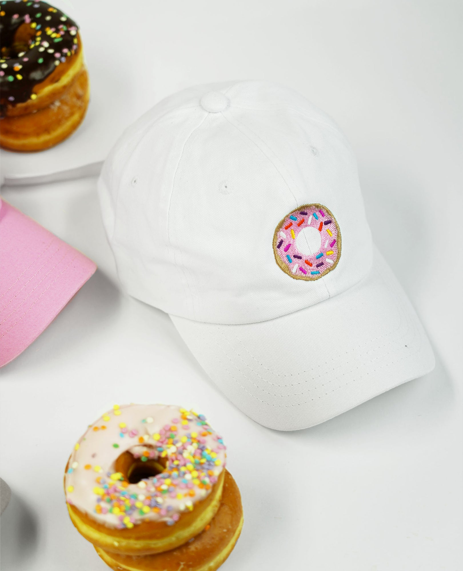 2f55c11e4fc Donut dad hat – Muscles and Donuts