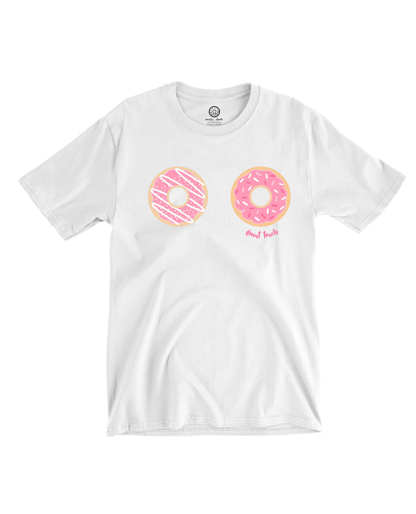 DONUT TOUCH! Full length T-shirt
