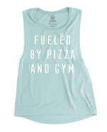 Fueled by Pizza & Gym