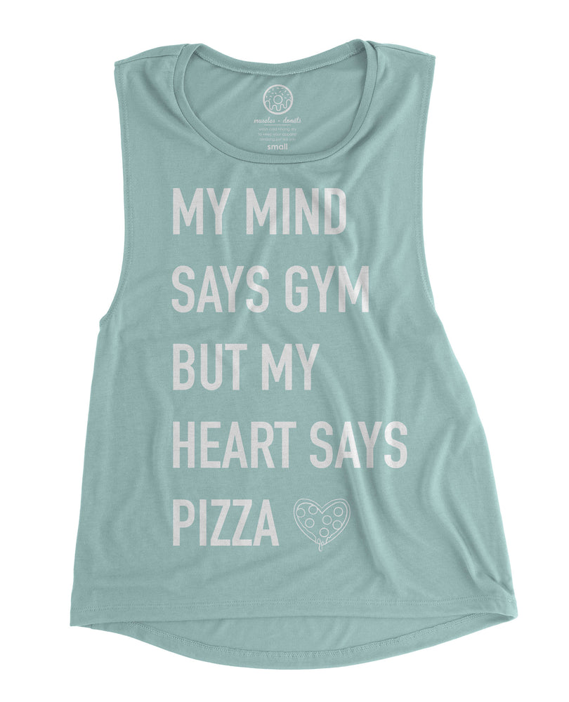 Gym Versus Pizza