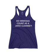 Do mimosas count as a juice cleanse?