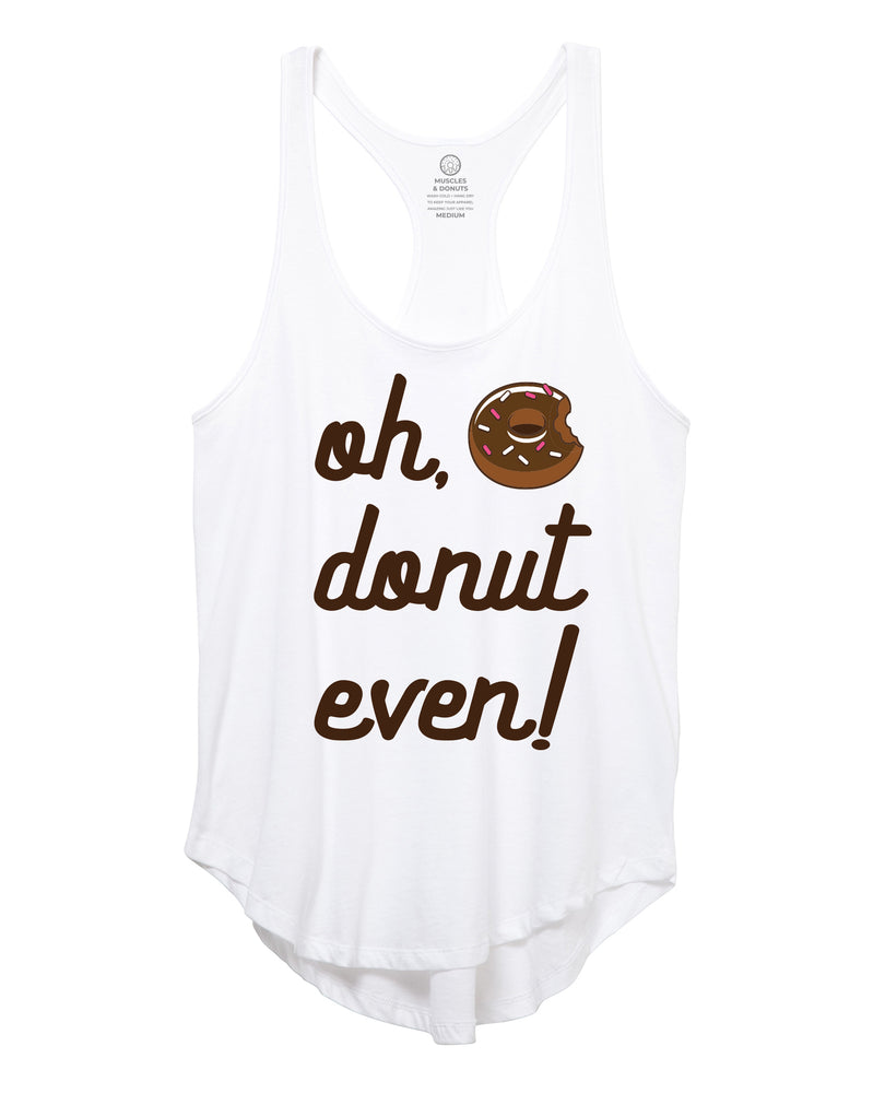 Oh, Donut Even!