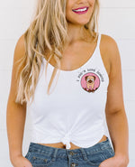 Pug'n Love Donuts - Tank Top