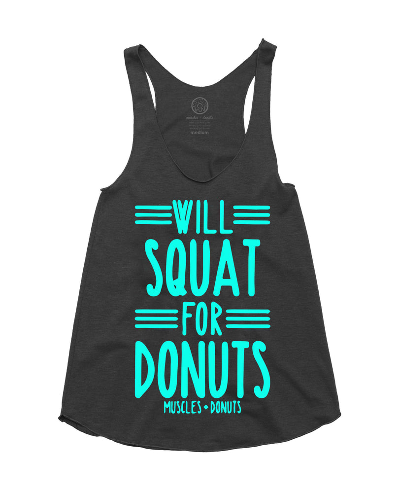 Will squat for donuts