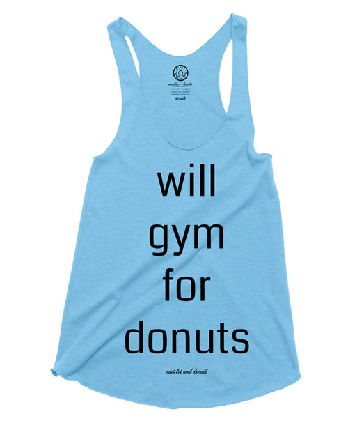 Gym + Donuts