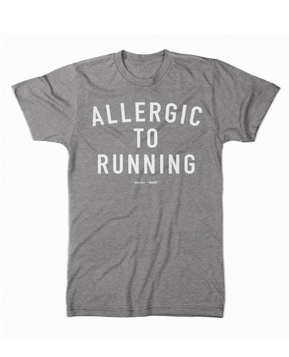 Allergic to Running