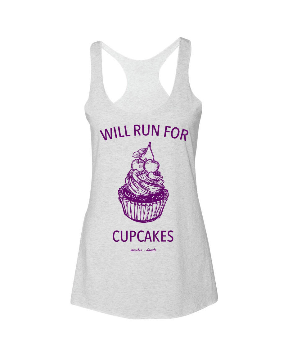 Will Run for Cupcakes