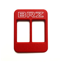 BRZ Heater Plaque