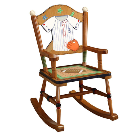 Little Sports Fan - Rocking Chair : Fantasy Fields® Official Website