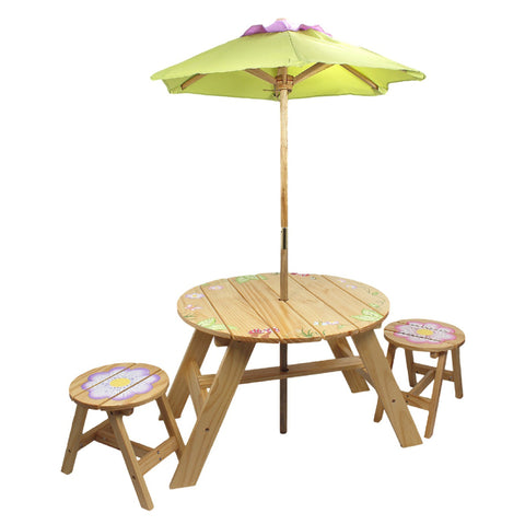 Magic Garden - Outdoor Table & 2 Chairs Set : Fantasy Fields® Official Website