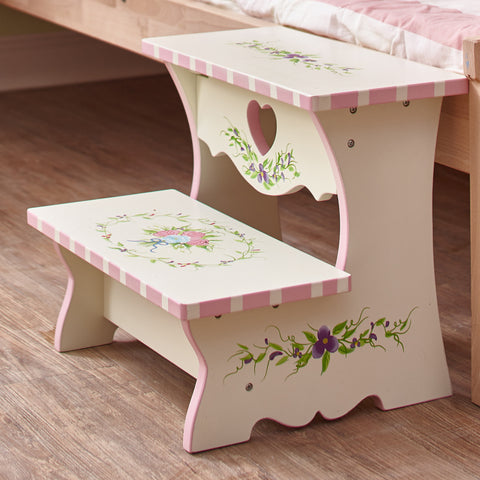Bouquet - Step Stool : Fantasy Fields® Official Website