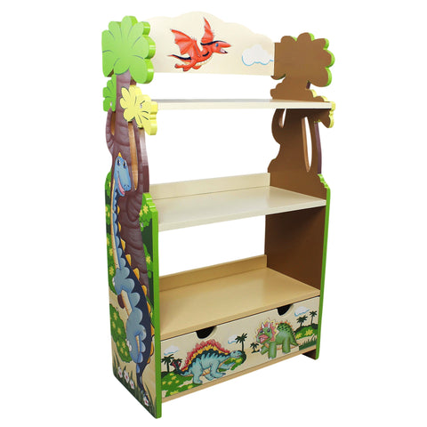 Dinosaur Kingdom - Bookcase : Fantasy Fields® Official Website
