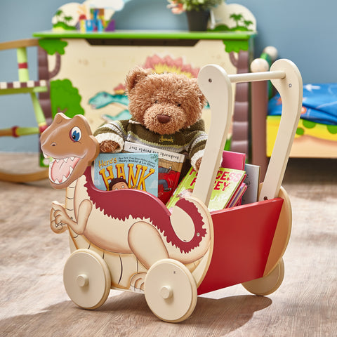Dinosaur Kingdom - Toy Push Cart : Fantasy Fields® Official Website
