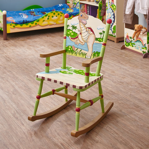 Dinosaur Kingdom - Rocking Chair : Fantasy Fields® Official Website