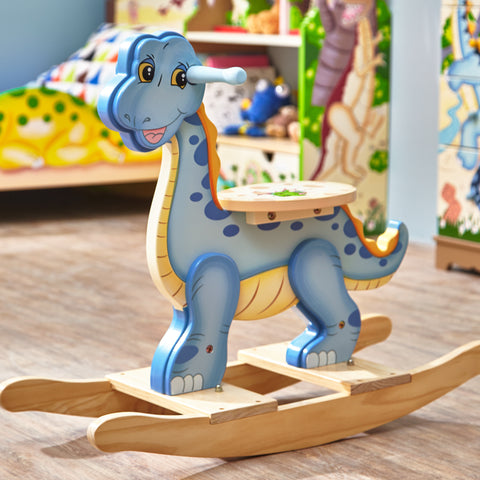 Dinosaur Kingdom - Rocking Horse : Fantasy Fields® Official Website