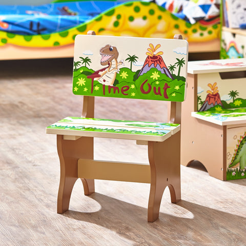 Dinosaur Kingdom - Time Out Chair : Fantasy Fields® Official Website