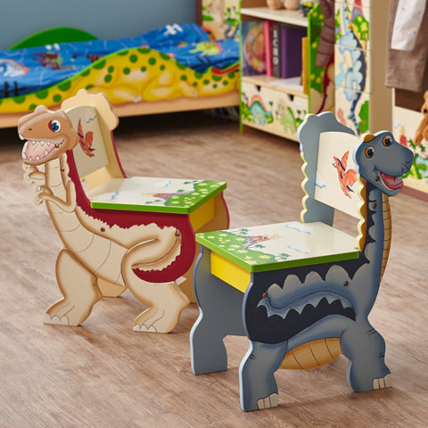 Dinosaur Kingdom - 2 Chairs Set : Fantasy Fields® Official Website