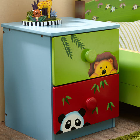 Sunny Safari - 2 Drawer Cabinet : Fantasy Fields® Official Website