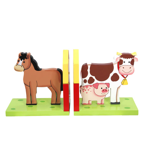 Happy Farm - Bookends Set (2 Pieces) : Fantasy Fields® Official Website