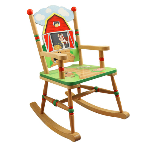 Happy Farm - Rocking Chair : Fantasy Fields® Official Website