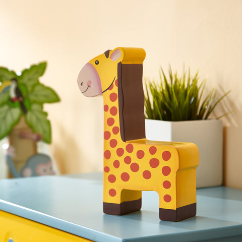Sunny Safari - Money Bank (Giraffe) : Fantasy Fields® Official Website