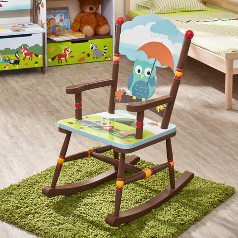 Enchanted Woodland - Rocking Chair : Fantasy Fields® Official Website
