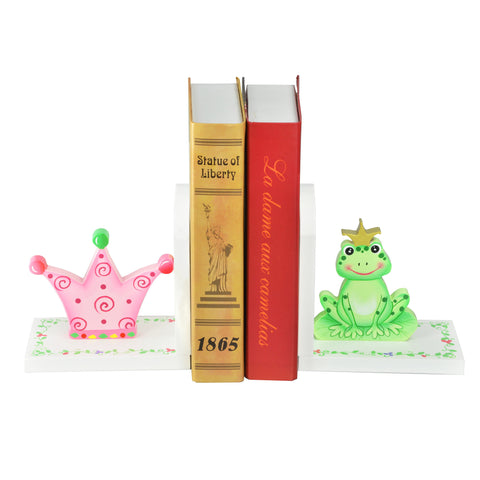 Princess & Frog - Bookends Set : Fantasy Fields® Official Website
