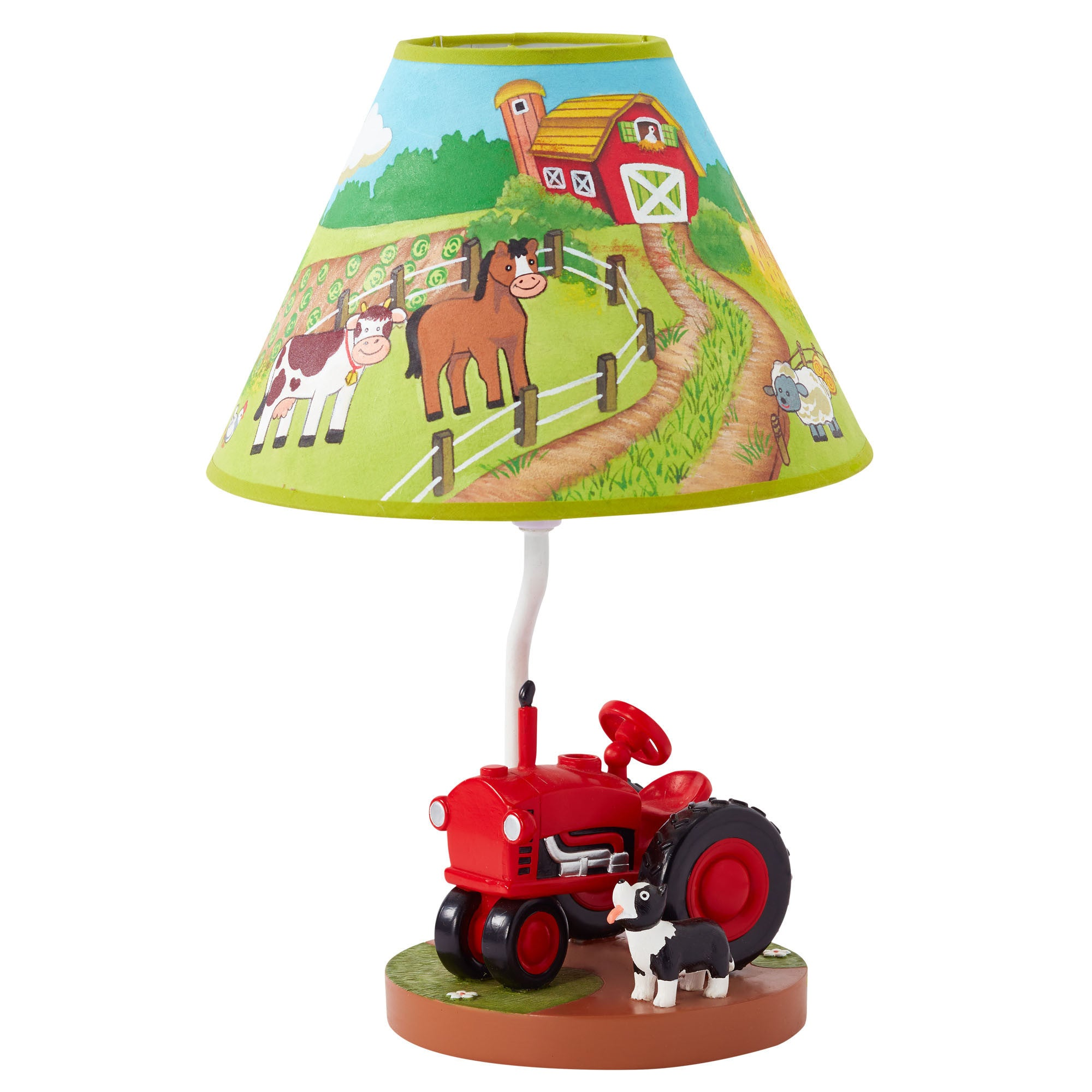 Happy Farm Kids Tractor Table Lamp: Fantasy Fields® Official Website