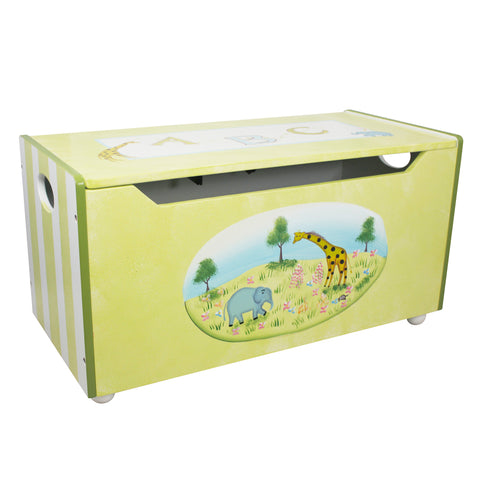 Alphabet - Toy Chest with Safety Hinges : Fantasy Fields® Official Website