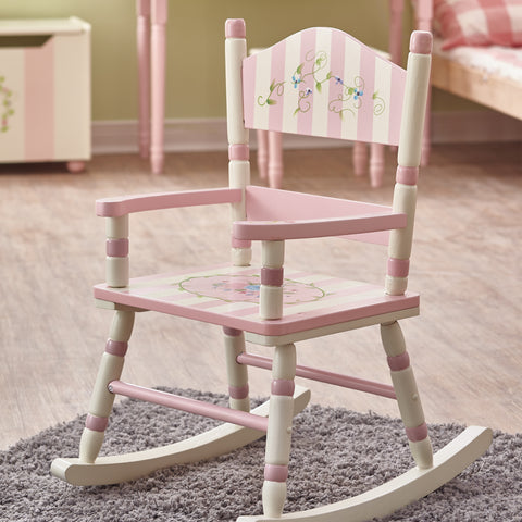 Bouquet - Rocking Chair : Fantasy Fields® Official Website
