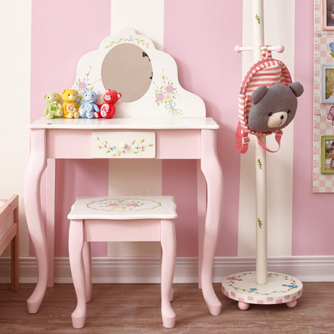 Bouquet - Vanity Table and Stool Set : Fantasy Fields® Official Website