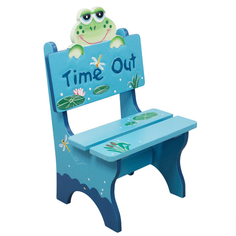Froggy - Time Out Chair : Fantasy Fields® Official Website