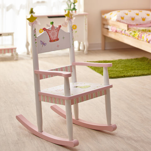 Princess & Frog - Rocking Chair : Fantasy Fields® Official Website